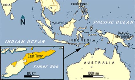 where is east timor located on the world map 301 moved permanently