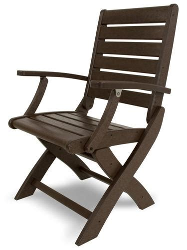 Folding Chairs Menards by Polywood Signature Folding Chair At Menards 174
