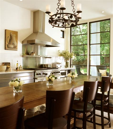 kitchen island dining kitchen island dining table eclectic kitchen the