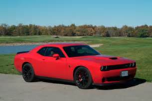 review 2015 dodge challenger srt hellcat drive