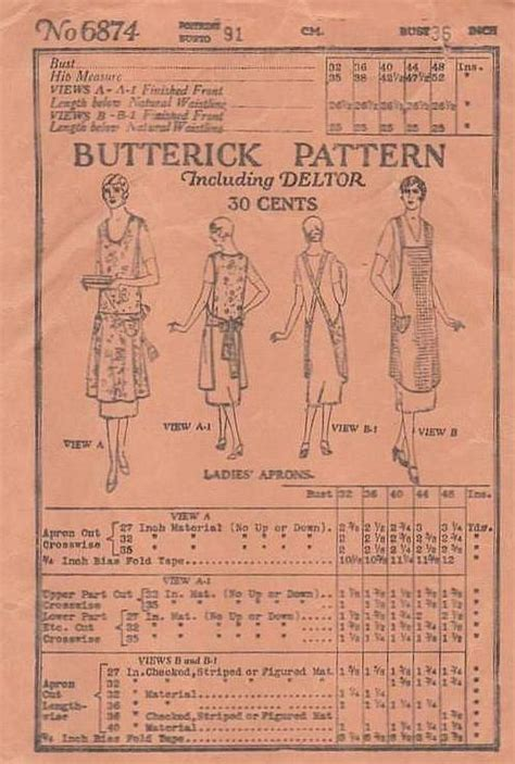 apron jazz pattern 187 best images about aprons from the past on pinterest