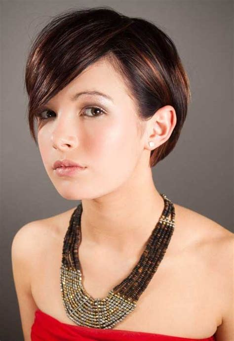 quick hairstyles for short hair with highlights cool