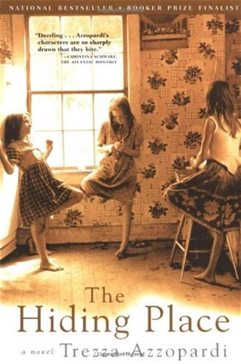 the place books the hiding place by trezza azzopardi reviews discussion