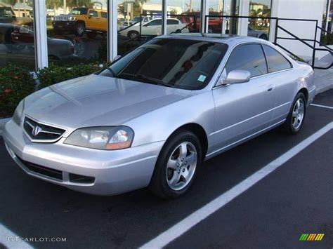 2003 satin silver metallic acura cl 3 2 1041381