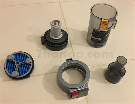 Vacuum Cleaner Sharp Ec Hx100 sharp ec hx100 dustbin component thanop