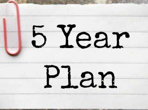5 year plan to buy a house the 5 year plan college savings plans of bank savings