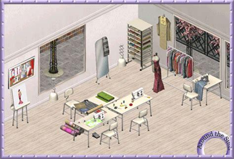 design fashion in a fashion studio sims around the sims other fashion studio