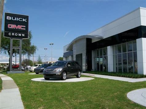 new orleans buick accessories crown buick gmc metairie la 70001 car dealership and