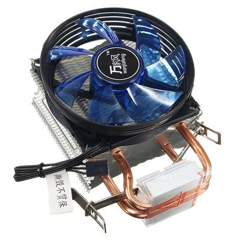 most quiet cpu fan quiet cooled fan core led cpu cooler fan cooler