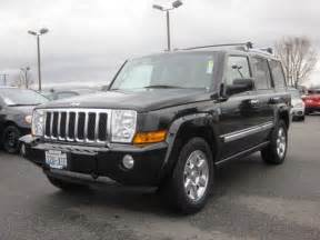 Jeep Commander 2008 2008 Jeep Commander Overland 4x4 Jeep Colors