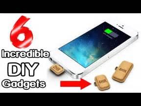 6 diy gadgets you can make at home l