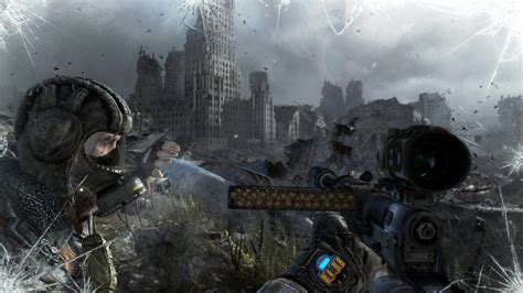 metro last light console metro last light for ps4 gets teased with gameplay on