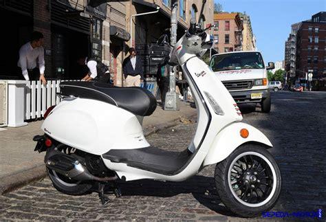 Modifikasi Vespa Piaggio Sprint by Mesin I Get Andalan Vespa Sprint Dan Primavera 150cc