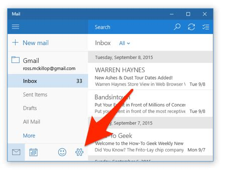 How To Remove Your Email From Search How To Remove Sent From Windows 10 From Your Email Signature Simple Help