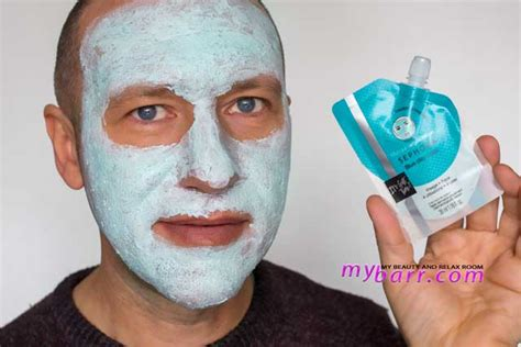 Blue Detox Clay Mask by Blue Clay Mask Maschera Viso All Argilla Di Sephora