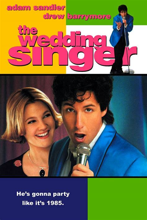 Wedding Song Adam Sandler by Grow With You The Wedding Singer Adam