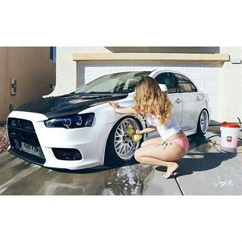 Frauen Waschen Auto by 812 Best And Cars Images On