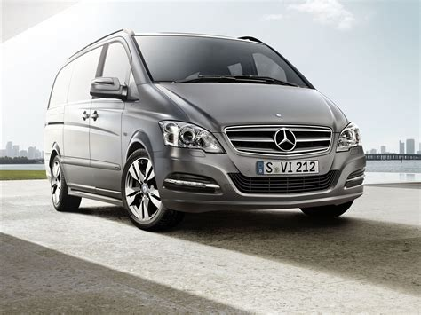 Mercedes Viano by Mercedes Viano Pearl Limited Edition 2013 Car