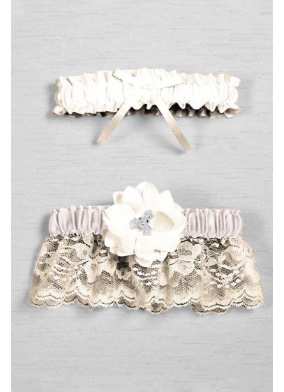 image result for lace garter db exclusive floral lace bridal garter set david s bridal
