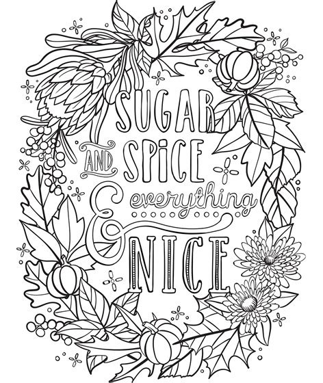 crayola coloring page ornament autumn wreath coloring page crayola com
