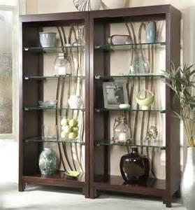 glass shelves bookcase contemporary bookcases book