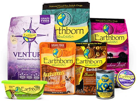 earthbound food earthborn holistic 174 pet food