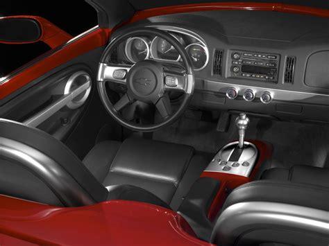 Ssr Interior 2003 chevrolet ssr convertible interior