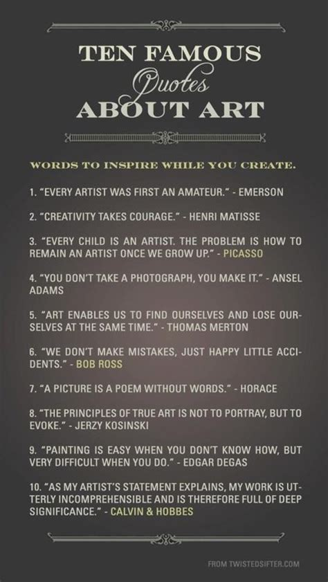 painting  famous artists quotes quotesgram