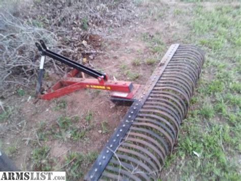 Landscape Rake Brands Armslist For Sale Howse Brand 5 Ft Landscape Rake And