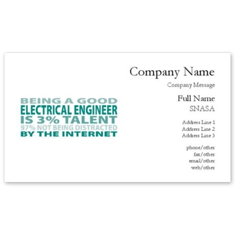 Business Card Quotes