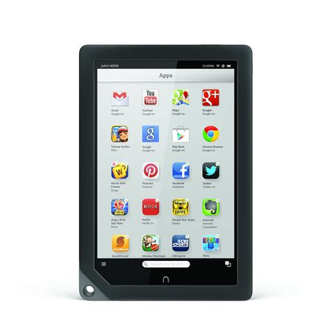 Nook after weak holiday sales nook tablets will add google s