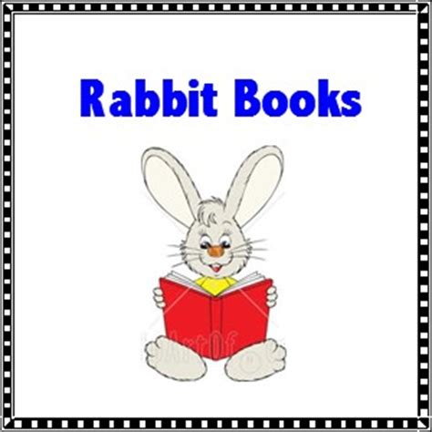 rabbit books rabbit equipment