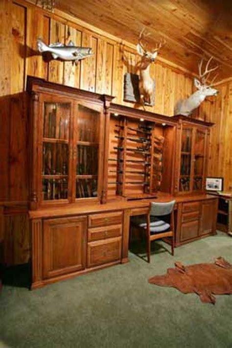 large gun cabinet plans  woodworking projects plans