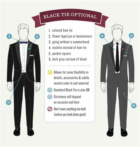 Wedding Attire Black Tie Optional by The Gentlemanual S Guide To The Black Tie Optional Dress