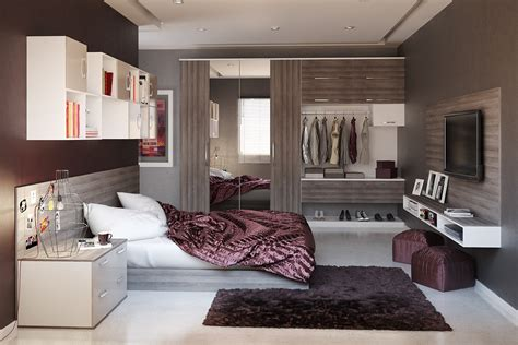 modern bedroom design ideas for rooms of any size - Moderne Schlafzimmereinrichtung