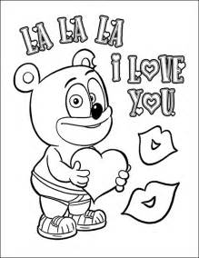 gummy bear coloring pages gummy bear colouring pages