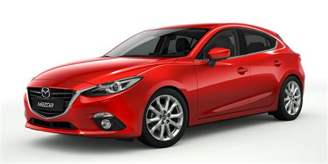 Mazda 3 New Small Car Won T Join Sub 20k Price War