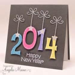 happy new year ideas photograph handmade new year card fro