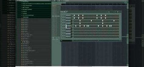 How To Compose A Cool Hip Hop Beat In Fl Studio 7 171 Fl Studio Wonderhowto Fl Studio Trap Beat Template