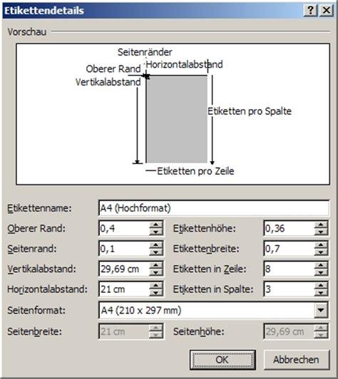 Word Vorlage Adressaufkleber Adressaufkleber Vorlage F 252 R Word