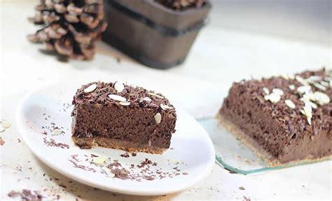 recette de cuisine pour diab騁ique g 226 teau 224 la mousse au chocolat sans sucre ajout 233