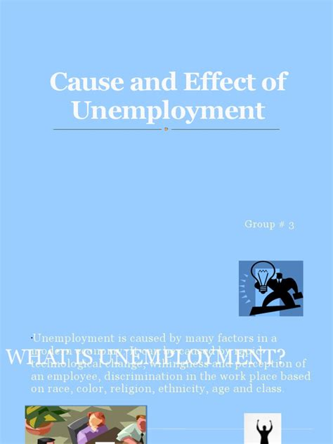 Poverty Cause And Effect Essay by Unemployment Cause And Effect Essay Unemployment Cause And
