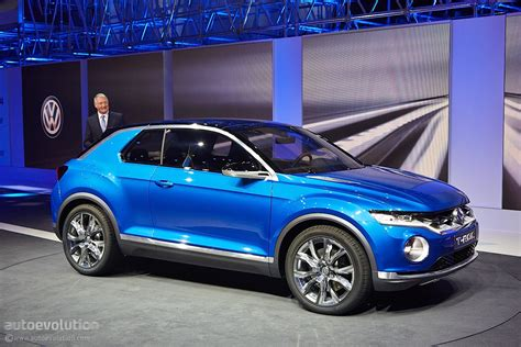 volkswagen volkswagen volkswagen t roc will go on sale in late 2017 autoevolution