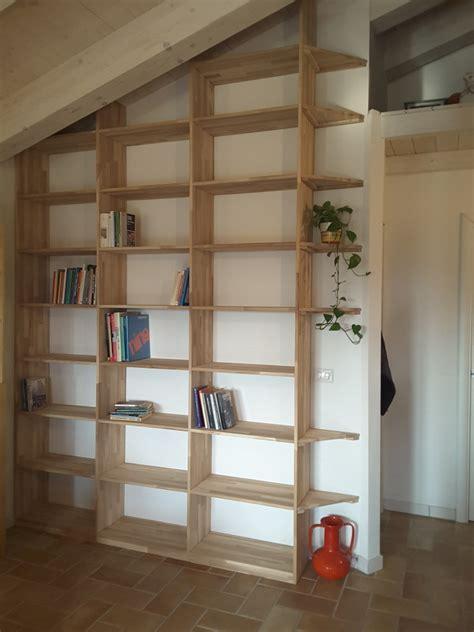 librerie angolo librerie angolo affordable assemblage tricot di seletti