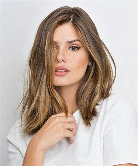can you pull a long bob into a ponytail 21 luscious long bobs styling ideas to inspire you