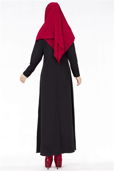 Lazada Baju Muslim fashion national baju kurung muslim abaya dresses