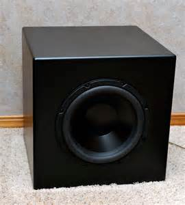 Small Home Theatre Subwoofer High Quality Driver Options For Small 10 Quot Sealed Home Sw