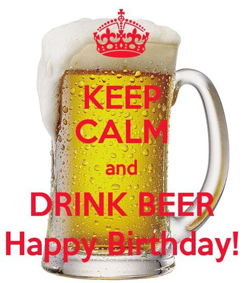 Liquor Signs by Happy Birthday Wishes With Beer