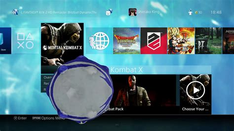 ps4 themes with sound ps4 dynamic theme for final fantasy x x 2 hd is actually