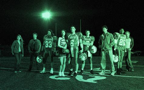 Friday Lights Is On Hulu And Amazon Prime